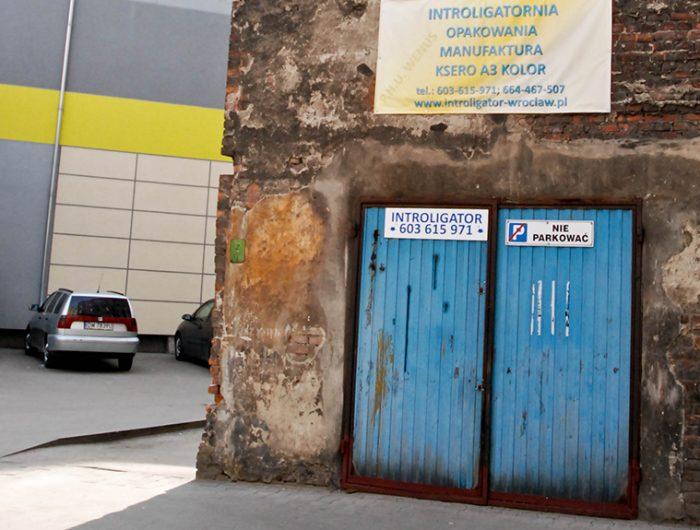 brama przed redizajnem